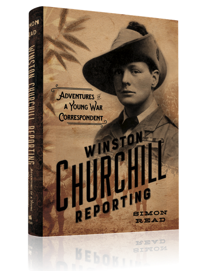 Winston Churchill Reporting